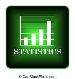 statystyka, ikona