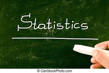 statystyka, pojęcie