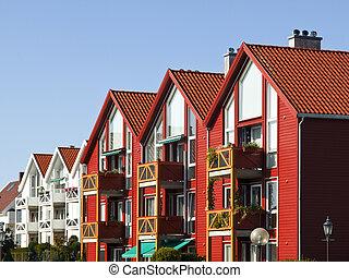 stavanger, 家, lysefjord