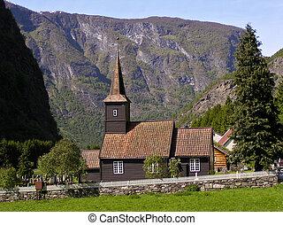 Stave Church (Norwa