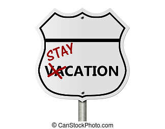 stay-cation, 取得