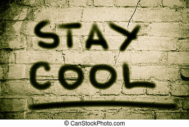 Stay Cool Concept
