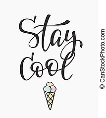 Stay Connected Quote Typography Friendship Family And Romantic Love