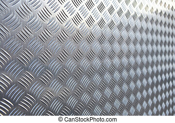 steady-going - structure of a steel plate