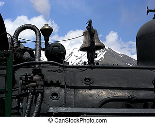 Steam and Snow