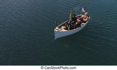 Steam Boat 1