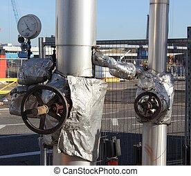 Steam & condensate valves