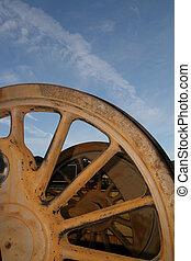 Steam Engine Bogey