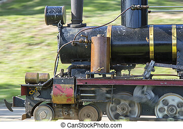 steam model trains