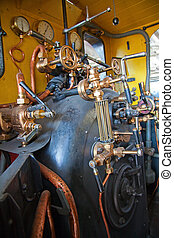 steam powered engine