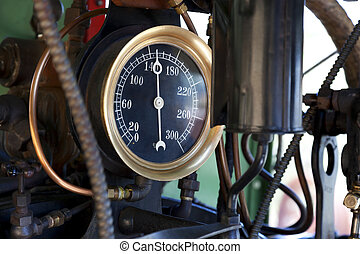 Steam Pressure Guage
