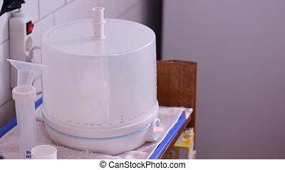 Steam Sterilizer Working - Medical steam sterilizer is...