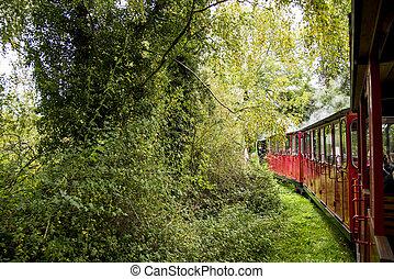 Bressingham Steam Museum And Gardens - Norfolk, England - Photo taken on 7 of October 2017