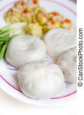 "steamed Chinese dumpling ""Dim Sum"""