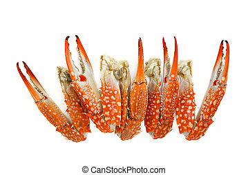 Steamed Crab Leg