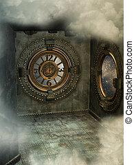 steampunk, スタイル