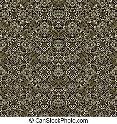 Steampunk Background - Digital photo collage and ...