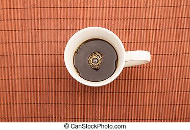 steamy, tazza caffè