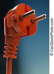stecker, elektrisch