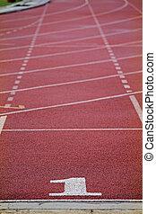 Stedium Track Number One