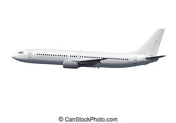 steegjes, vliegtuig