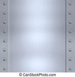 steel alloy metal background