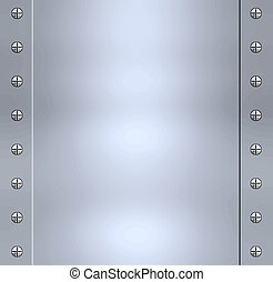 steel alloy metal background