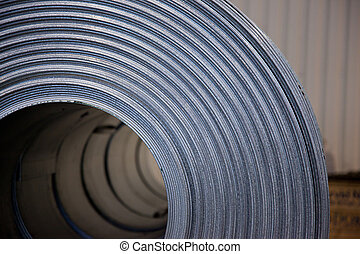 Steel coil - Zinc coat steel plate in coil