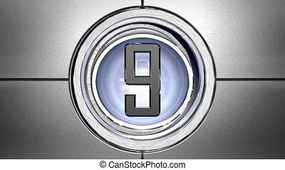 Steel countdown