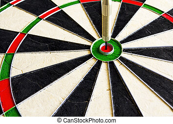 Steel Dart at Bullseye