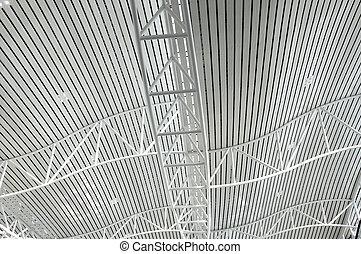 steel frame