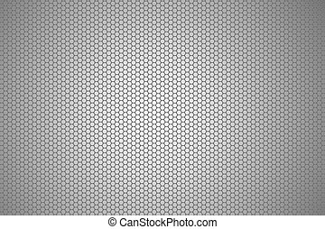 Steel icon template vector  design