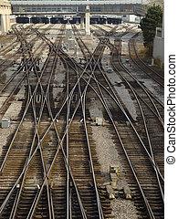 Steel labyrinths (2)