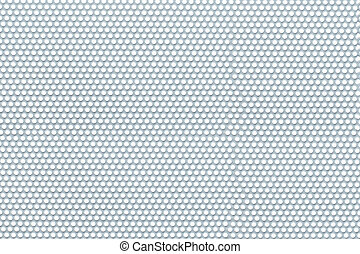 Steel mesh screen background