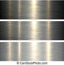 Steel metal texture backgrounds