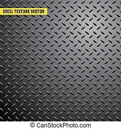 Steel metal texture,iron,vector
