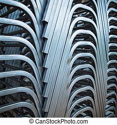 Steel Pipe bending