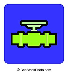 steel pipe icon