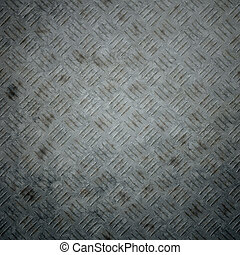 An image of a nice metal plate background