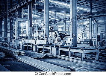 Steel Production Line