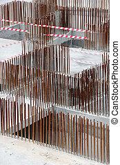 Steel reinforcement bars2