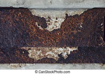 steel rust