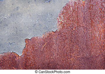 steel rusty metal grunge texture background