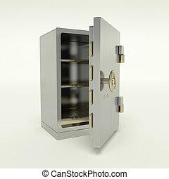 Steel safes
