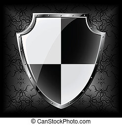 Steel shield