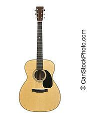 Steel-string Acoustic Guitar - High-end steel-string...