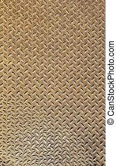 steel texture criss cross anti skid
