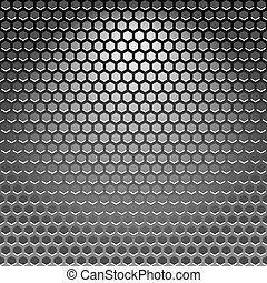 Steel texture - High quality vector illustratoion of Steel...