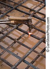steel welding