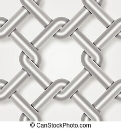 steel wire weave, background vector